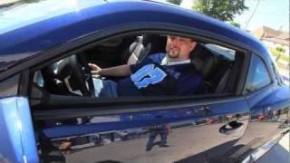 Hoosier Lottery Muscle Car Money Winner - Jeremy Hormann