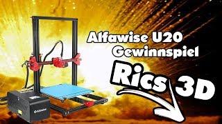 Rics_3D Gewinnspiel  -  Auslosung (Printer Giveaway)