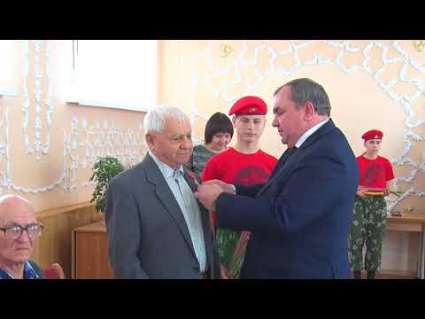 В Центре социального обслуживания граждан пожилого возраста и инвалидов в г. Красный Сулин состоялся торжественный прием ветеранов Великой Отечественной войны