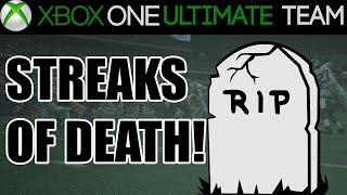 Madden 15 - Madden 15 Ultimate Team - STREAKS OF DEATH! | MUT 15 Xbox One Gameplay