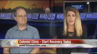 Colonial Clinic Featured on KHQ