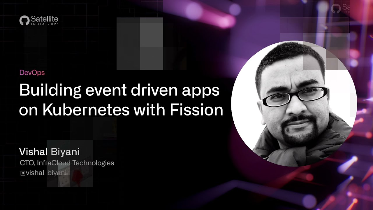 Building event driven apps on Kubernetes with Fission