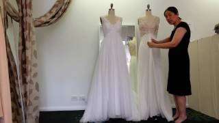 Why Empire Line Are Not Maternity Wedding Dresses