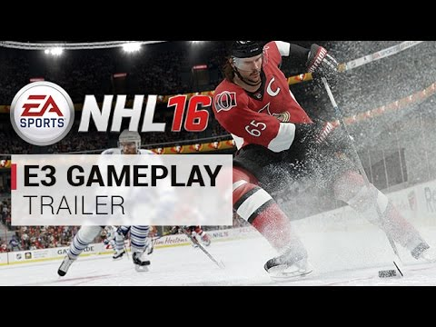 NHL 16 | Official E3 Gameplay Trailer | Xbox One, PS4 thumbnail