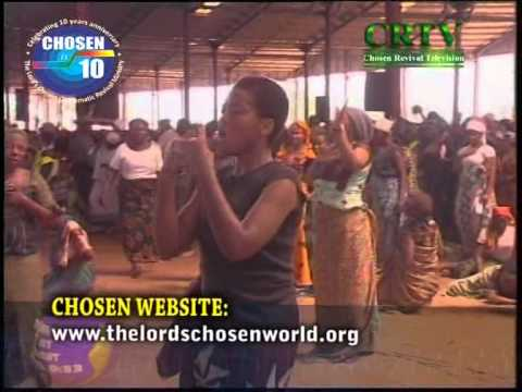 The Lord's Chosen Charismatic Revival Ministries Deliverance of a girl from marine kingdom