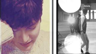 Lee Min Ho & Park Shin Hye - Guidance (V live interview Funny Edited)
