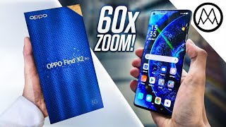 OPPO Find X2 Pro Unboxing - The Spec Monster.
