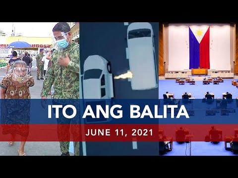 [UNTV]  UNTV: ITO ANG BALITA | June 11, 2021