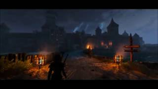 The Witcher 3 Graphics 2020  Heresy lighting Mod  A Novigrad Lighting Project WIP