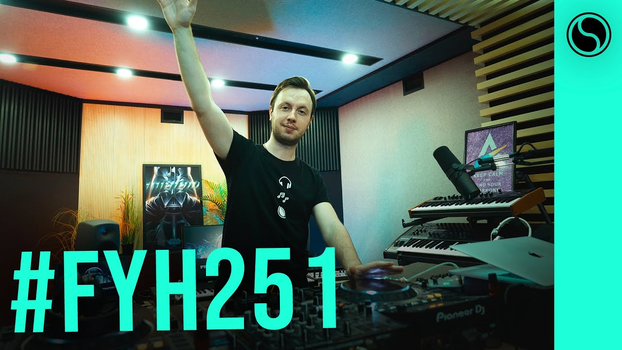 Andrew Rayel, Super 8, Tab - Live @ Find Your Harmony Episode 251 (#FYH251) 2021