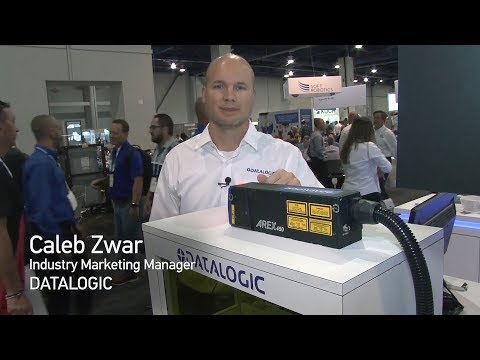 Datalogic @ PACK EXPO 2019 | AREX 450