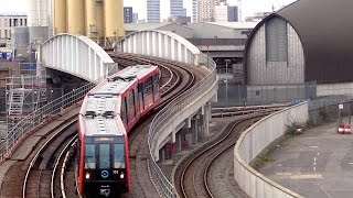 London DLR, Tube, Overground