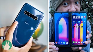 LG V60 ThinQ 5G Hands On