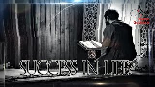 How To Be Successful In Life?