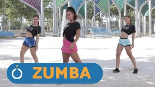 ZUMBA WORKOUT AT HOME - Dembow (Danny Ocean)
