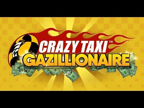 Crazy Taxi Gazillionaire wideo