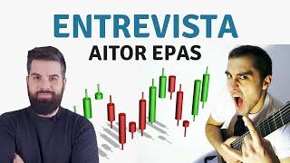 ENTREVISTA A AITOR EPAS ESTUDIANTE DE CÓDIGO TRADING