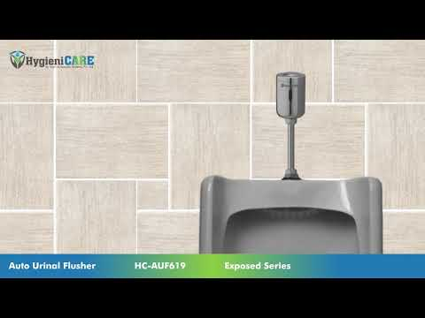 Automatic Urinal Sensor