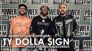 "Ty Dolla $ign On ""Purple Emoji"" Ft. J. Cole, Yg, Nipsey Hussle & More"