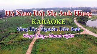 ha-nam-dat-me-anh-hung-karaoke-nhac-song-thanh-ngan