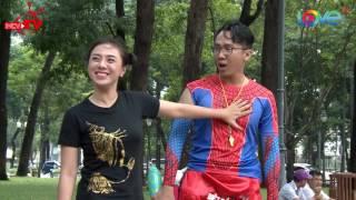 Miko Lan Trinh bất ngờ khen chàng trai có một chỗ rất rất là to mà chỉ mình cô thấy