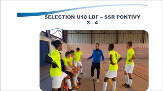 Rassemblement LBF Futsal U18/U17