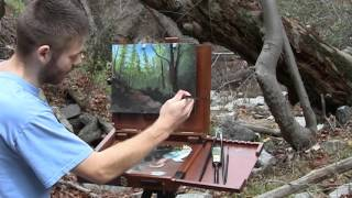 "Outdoor ""Plein Air"" - Paint with Kevin - 100,000 Subscriber Special!"