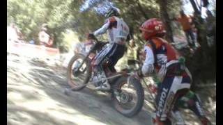 preview picture of video 'Mundial de Trial - Tona 2009 - Zona 13/6 - Bou/Raga/Fujinami/Fajardo/Cabestany/Dabill'