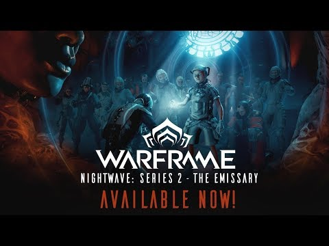 Warframe :: Nightwave: Series 2 & Prime Access Available Now!