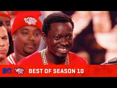 Download Best Of Season 10 ft. MGK, Pete Davidson, Michael Blackson, & More 😂  Wild 'N Out Mp4 HD Video and MP3
