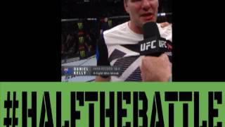UFC Auckland: Dan Kelly talks fight vs Derek Brunson & win over Rashad Evans on Half The Battle