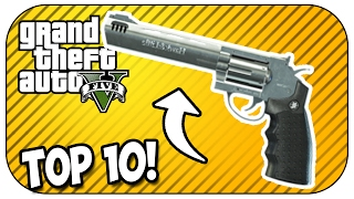 Top 10 MUST OWN WEAPONS IN GTA 5 ONLINE! (Episode #71)