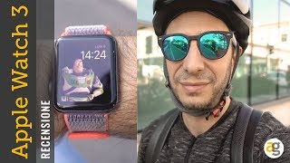 RECENSIONE Apple Watch 3