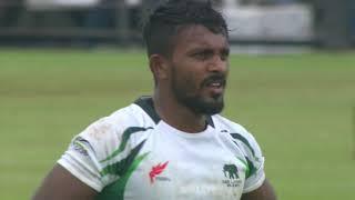 China V Sri Lanka    Asia Rugby Sevens Series  Sri Lanka - 13 October 2018