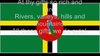 Hymne national de la Dominique