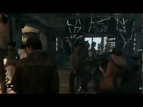Watch Dogs: 10 Minutes Of Gameplay