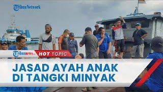 Ayah dan Anak di Jambi Ditemukan Tewas di Dalam Tangki Penampungan Minyak di Sebuah Kapal