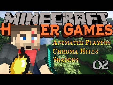 Golden Apple God - Chroma Hills, Shaders, Animated Player - Hunger Games