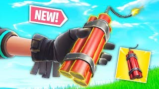 *NEW* DYNAMITE IS BROKEN!   Fortnite Best Moments #84 (Fortnite Funny Fails & WTF Moments)