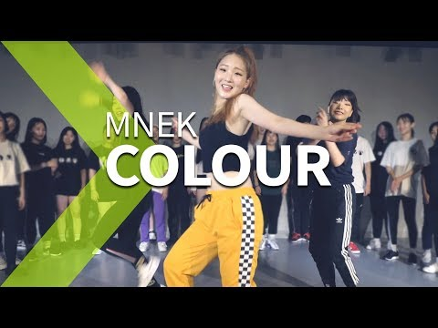 MNEK - Colour Ft. Hailee Steinfeld / WENDY Choreography.