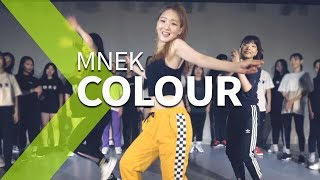 MNEK   Colour Ft. Hailee Steinfeld  WENDY Choreography.