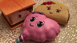 HUGE SILLY SQUISHiES PACKAGE!