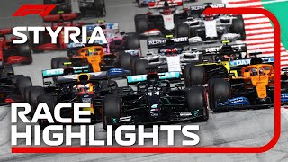 2020 Styrian Grand Prix: Race Highlights