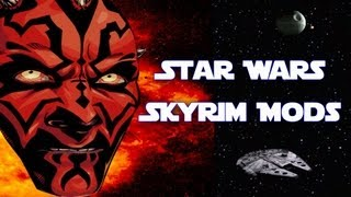 How to Become a Sith Lord in Skyrim (Star Wars Mod Spotlight)