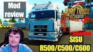 ETS2 1.31 MODS SISU R500/C500/C600 Обзор Модов Euro Truck Simulator 2