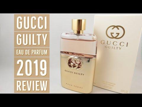 Gucci Guilty Eau de Parfum 2019 Review