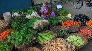 Vegetable Market in Nagpur