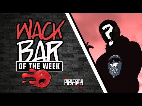 WACK BAR OF THE WEEK – EPISODE 12 – WARM APPLE PIE WILD MOIST