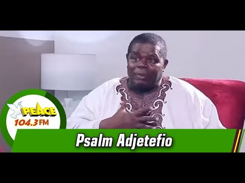 I Don't Need Money For Heart Surgery… - Actor Psalm Adjetefio Retracts