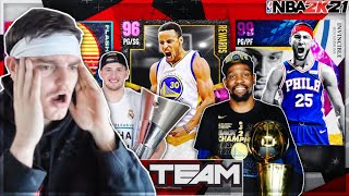 DBG REACTS TO TyDEBO'S NBA 2K21 MyTEAM AWARDS!! (MVP Most Overrated Best Budget)